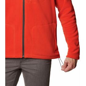 Columbia Fast Trek II Full-Zip Fleece Jacket Men bonfire/shark